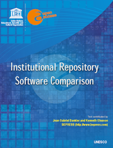 UNESCO-Institutional-Repository-Software-Comparison-Guidelines